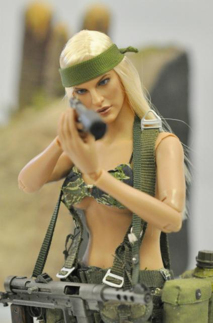 MACVSOG偵察隊員:Bella (2)