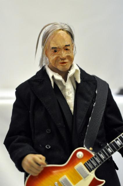 ロンドンのギターおじさん (2)