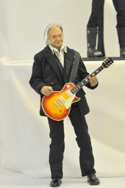 ロンドンのギターおじさん