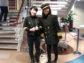 船員と船長