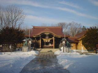 金比羅神社。