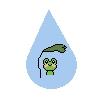 雨降りケロ。