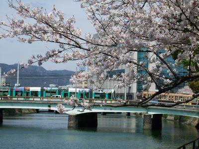 広島の町並み