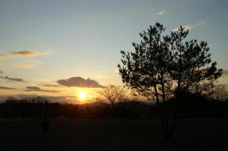 α-SweetD+16-80ZEISS '08ラスト夕陽
