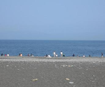 三保の海原