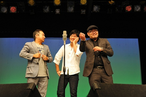 2011.9.15アイされて5周年 大阪世界館2
