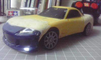RX-78 テストカー