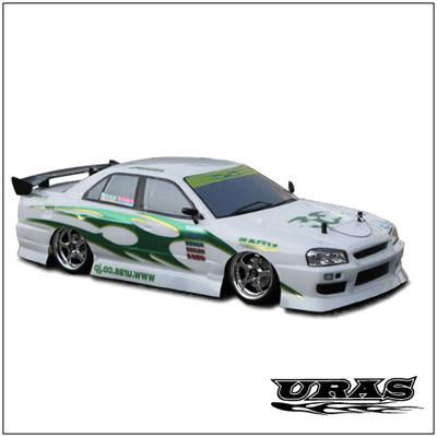 URAS ER34スカイライン デモカー
