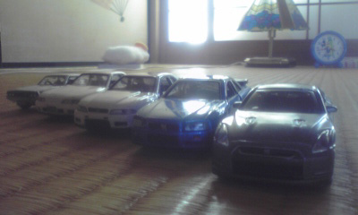GT-R達3