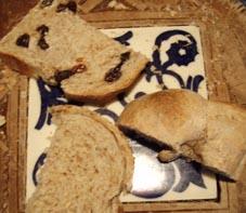 玄さんの手作りパン