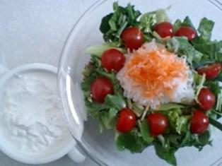 グリーン・サラダ3