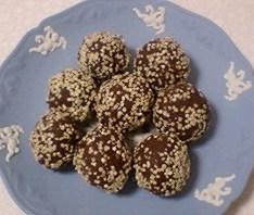 ロー・チョコレート・ボール