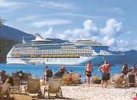 カリブの海の話