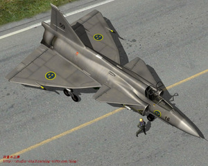 ビゲン戦闘機