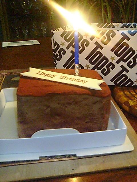 TOPSケーキ