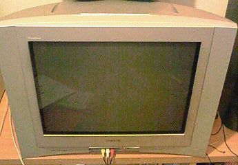 旧テレビ1