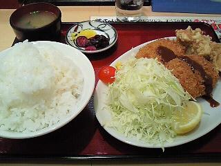 勝っちゃん食堂3