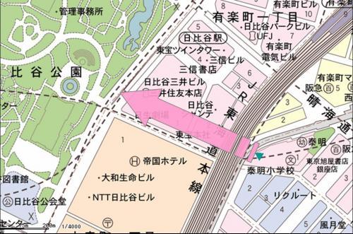 山下東京小