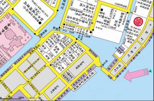 078築地門跡江戸