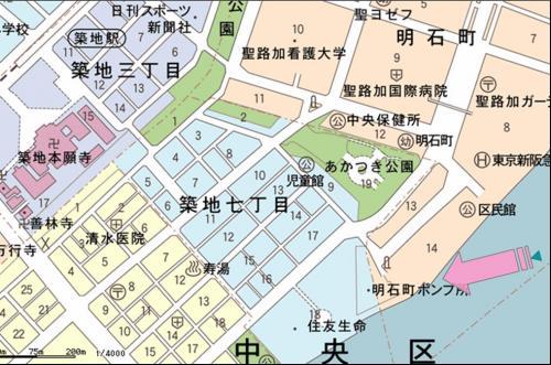 078築地門跡東京