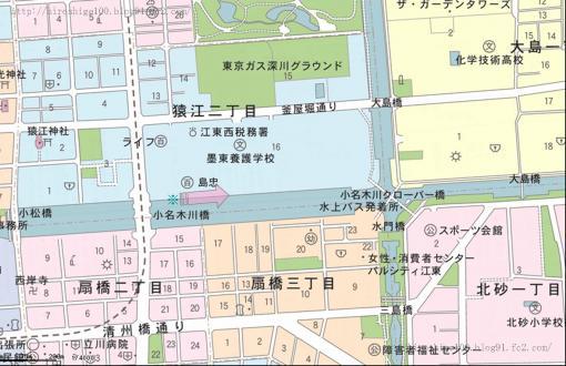 097小奈木川五本まつB