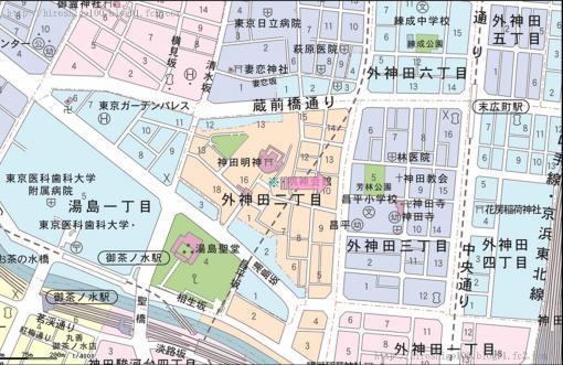 010神田明神曙之景b