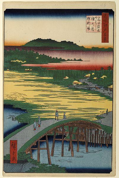 第116景俤の橋