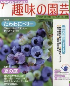 「趣味の園芸」7月号