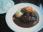ハンバーグステーキ (Le Bistorot de MINO'S)