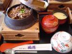 すき焼釜めし (風花)