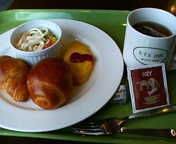 エトスイン博多の朝食