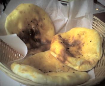 トルコ料理パムッカレのランチ