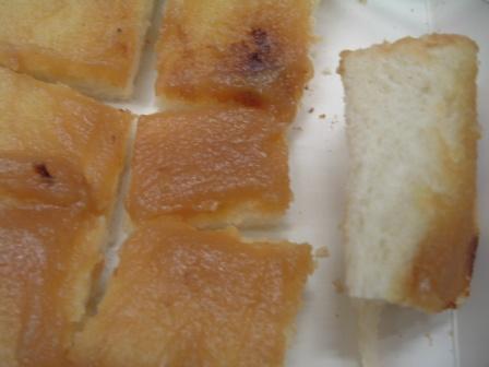 TOASTBOXの厚切りカヤトースト