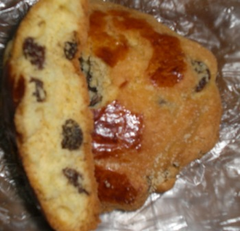 ヨコスカベーカリーのロックケーキ