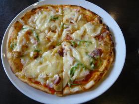 大井町・オリガノのピザとドリア4