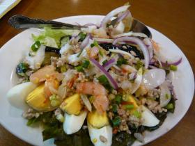 有楽町タイ料理「ザ・サイアム」2