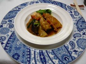 会席中国料理 古月のランチ10