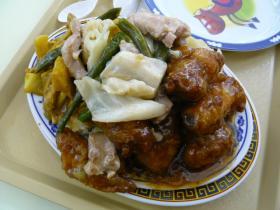 アデレード:フードコートのアジアン料理2