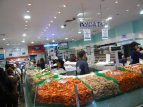 シドニー「シーフードマーケット」1