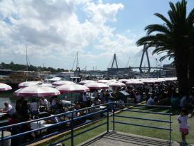 シドニー「フィッシュマーケット」2