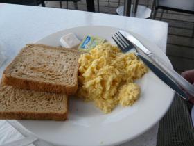 シドニー・ダーリングハーバーのカフェ4