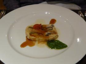 日暮里「SERIOのスイス料理ディナー」4