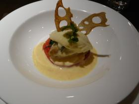 日暮里「SERIOのスイス料理ディナー」7