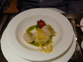 日暮里「SERIOのスイス料理ディナー」8
