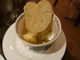 日暮里「SERIOのスイス料理ディナー」11