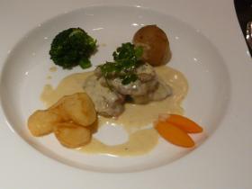 日暮里「SERIOのスイス料理ディナー」10