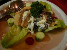 茗荷谷:ロシア料理「ソーニャ」5