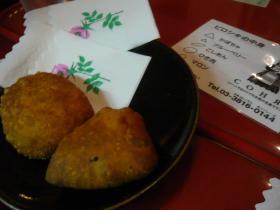 茗荷谷:ロシア料理「ソーニャ」8