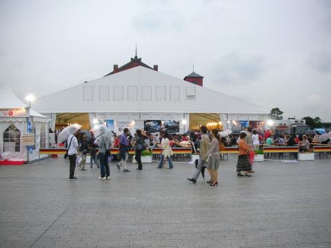 テント外観01
