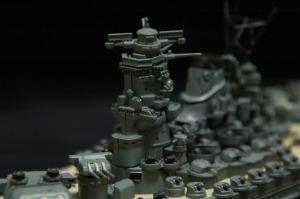 艦橋~機関部